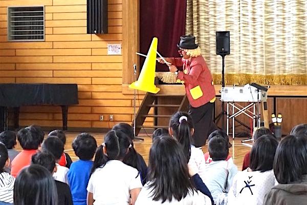 ピエロのトントさん 子ども会でのお楽しみ会に♪楽しい出張イベント!コメディショー