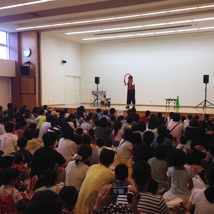 掛川中央幼保園 ステージショー
