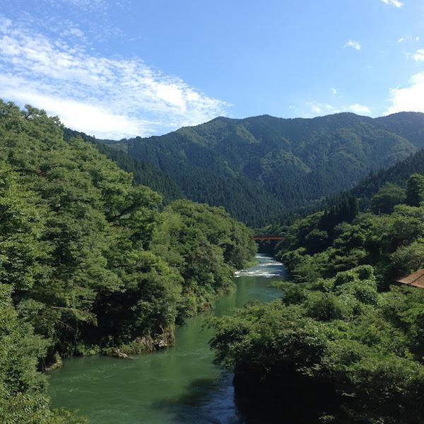 岐阜県揖斐川