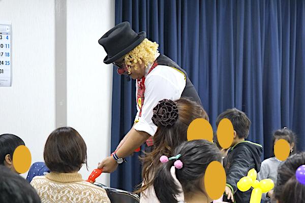 東芳野一丁目子ども会で楽しいショー&バルーンアート体験教室♪愛知県名古屋市